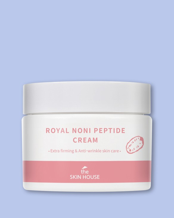 Krém proti starnutiu s peptidmi a extraktom noni Royal Noni Peptide Cream