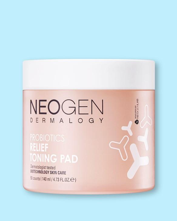 Neogen Tonizačná podložka Dermalogy Probiotics Relief Toning Pad