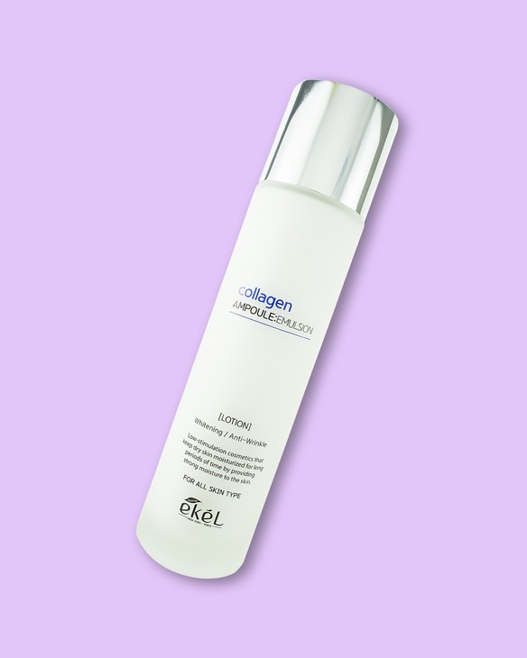 Ekel Spevňujúca emulzia na tvár s kolagénom Collagen Ampoule Emulsion