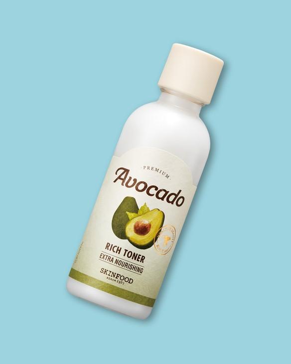 Avokádový toner na tvár Premium Avocado Rich Toner