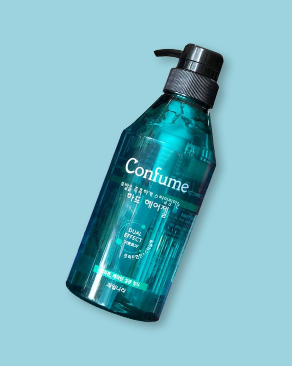 Welcos Stylingový gél na vlasy pre silné spevnenie Confume Hard Hair Gel