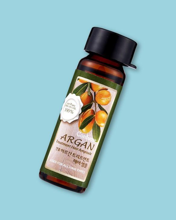 Welcos Ampulky pre hladkosť a lesk vlasov s arganovým olejom Confume Argan Treatment Hair Ampoule