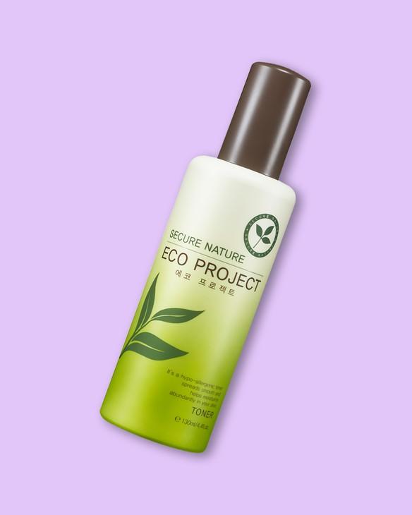 Organický toner na tvár Eco Project Toner