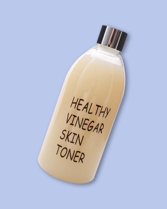 Realskin Toner na tvár s octom a ryžovým extraktom Healthy Vinegar Skin Toner Rice