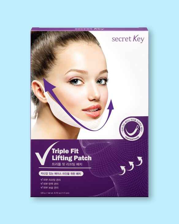 Maska-náplasť s liftingovým efektom Triple Fit Lifting Patch