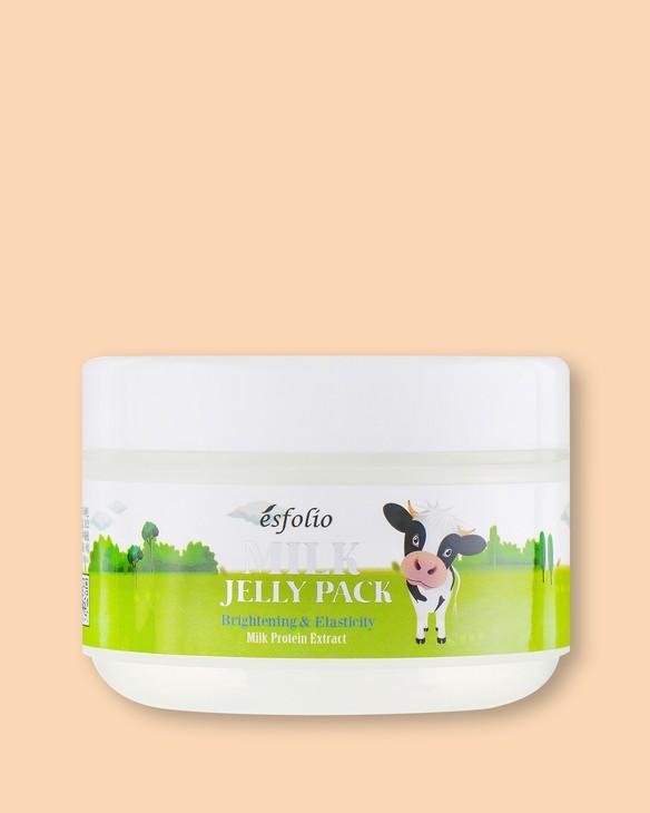 Maska na tvár Milk Jelly Pack