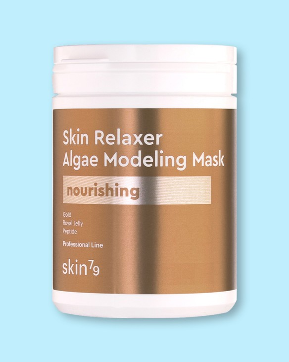Skin79 Výživná pleťová maska proti starnutiu Skin Relaxer Algae Modeling Mask Nourishing