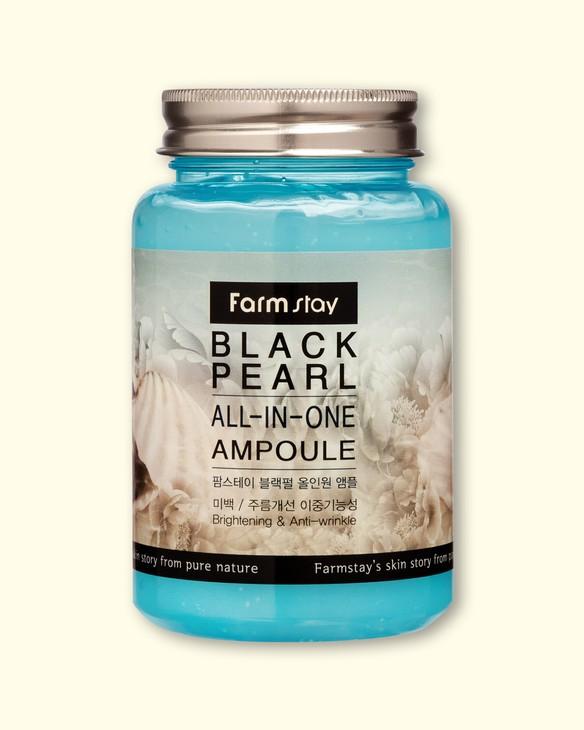 Farmstay Sérum na tvár Black Pearl All-In-One Ampoule