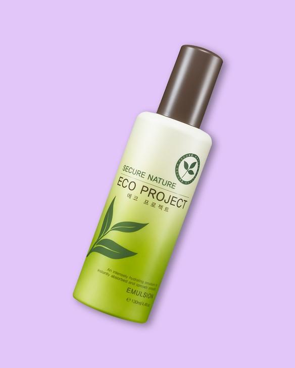 Secure Nature Organická emulzia na tvár Eco Project Emulsion