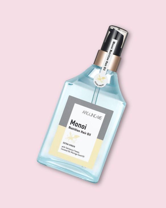 Welcos Výživný olej na vlasy Around Me Monoi Nutrition Hair Oil