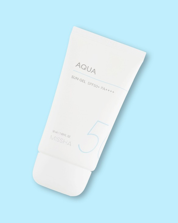 Opaľovací gel All Around Safe Block Aqua Sun Gel SPF 50+