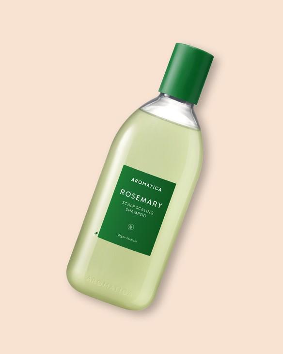 Aromatica Šampón s rozmarínom  Rosemary Scalp Scaling Shampoo