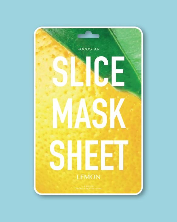 Textílna maska na tvár Slice Mask Sheet Lemon