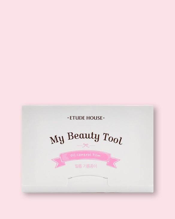 Obrúsky na kontrolu oleja My Beauty Tool Oil Control Film