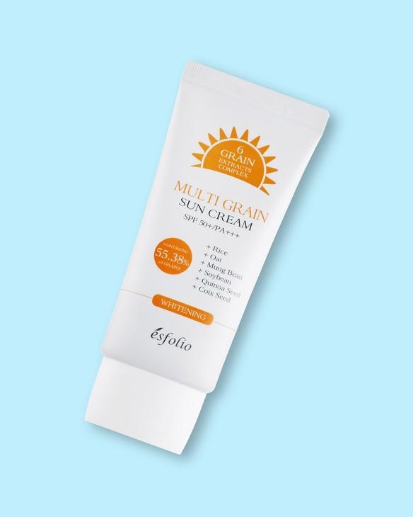 Opaľovací krém Multi Grain Sun Cream SPF 50+