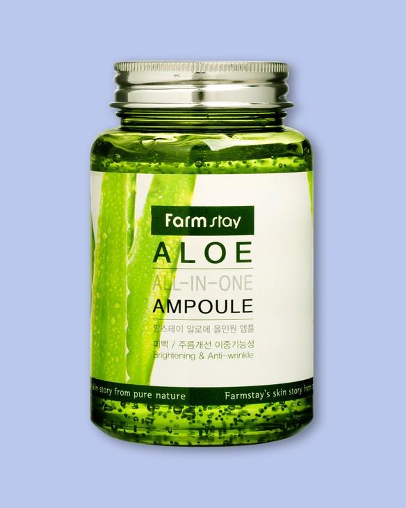 Sérum na tvár Aloe All-In-One Ampoule