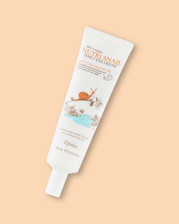Esfolio Denný očný krém Nutri Snail Daily Eye Cream