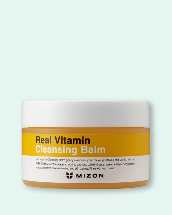 Mizon Čistiaci balzam na tvár Real Vitamin Cleansing Balm