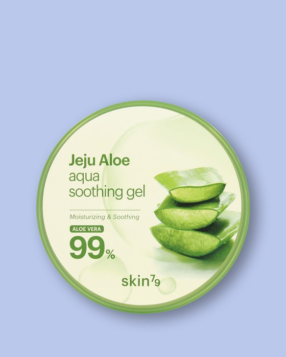 Skin79 Upokojujúci gél z aloe Jeju Aloe Aqua Soothing Gel