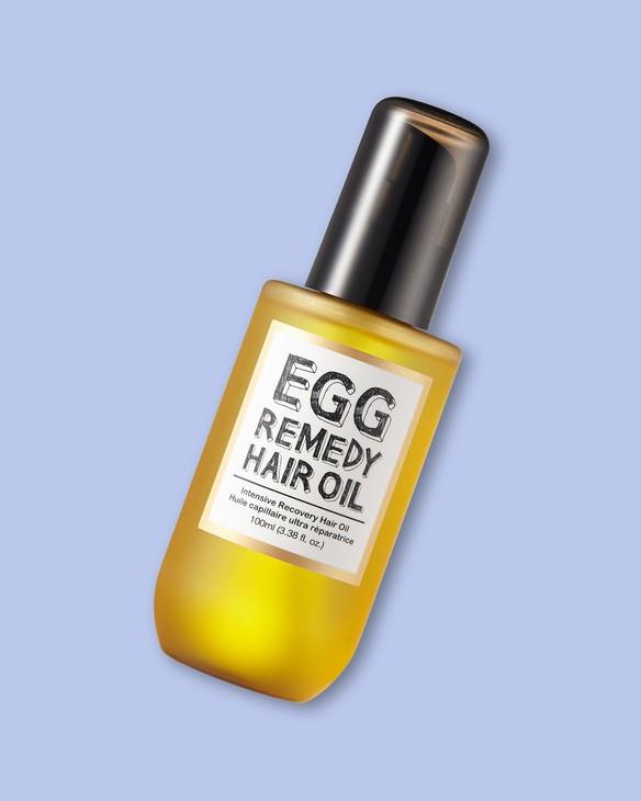 Too Cool For School Olej na vlasy Egg Remedy Hair Oil