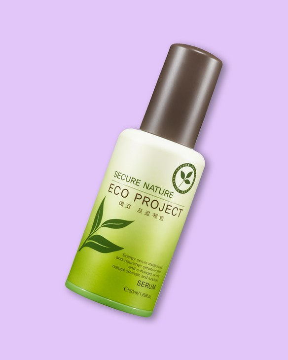 Secure Nature Organické sérum na tvár Eco Project Serum