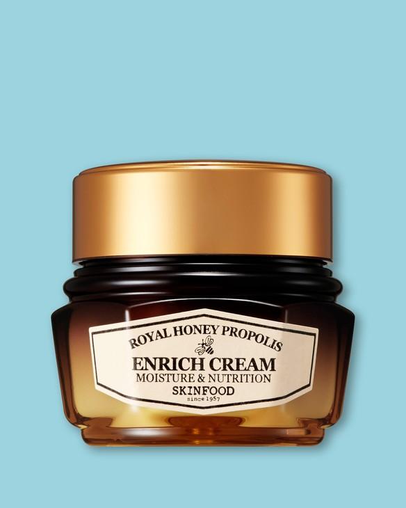 Krém na tvár s medom a propolisom Royal Honey Propolis Enrich Cream
