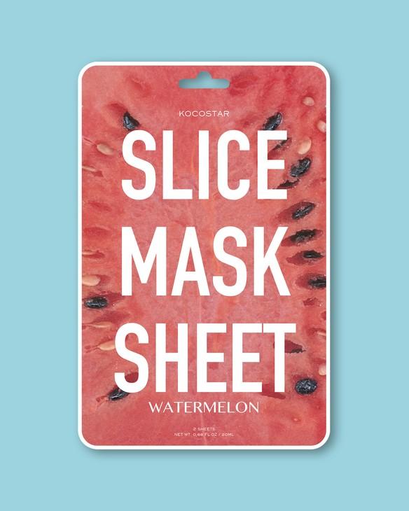Textílna maska na tvár Slice Mask Sheet Watermelon