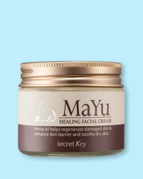 Secret Key Liečivý krém na tvár Mayu Healing Facial Cream