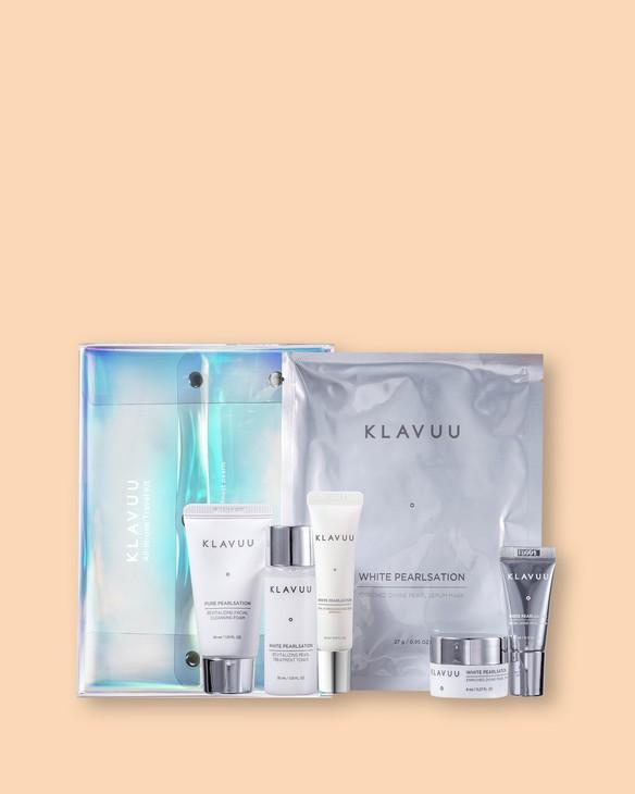Klavuu Zestaw kosmetyków do twarzy All-In-One Travel Kit