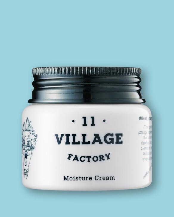 Village 11 Factory Hydratačný krém na tvár Moisture Cream