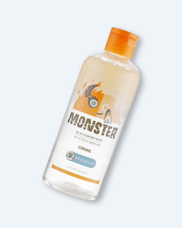 Etude House Micelárna voda Monster Oil In Cleansing Water