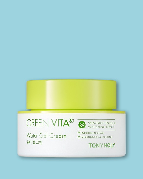 Hydratačný krém-gél s vitamínom C Green Vita C Water Gel Cream