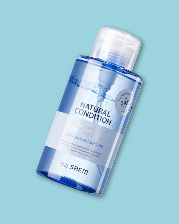 Micelárna voda Natural Condition Sparkling Cleansing Water