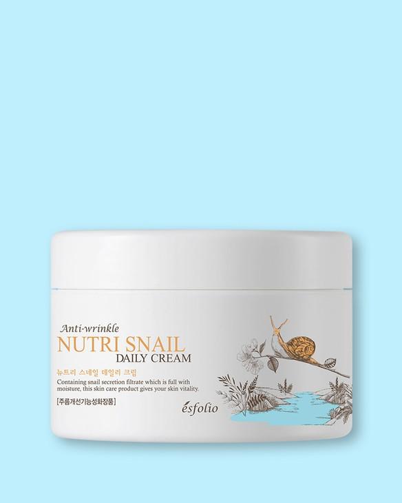 Esfolio Denný krém na tvár Nutri Snail Daily Cream