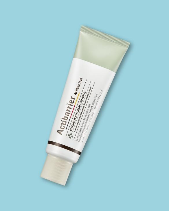 Missha Krém na tvár Actibarrier Strong Moist Cream Sensitive