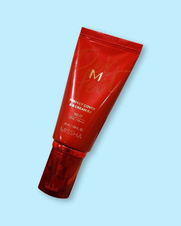 Univerzálny hydratačný BB krém M Perfect Cover BB Cream RX SPF 42