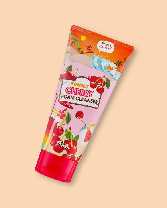 Čistiaca pena s čerešňou Sunset Cherry Foam Cleanser