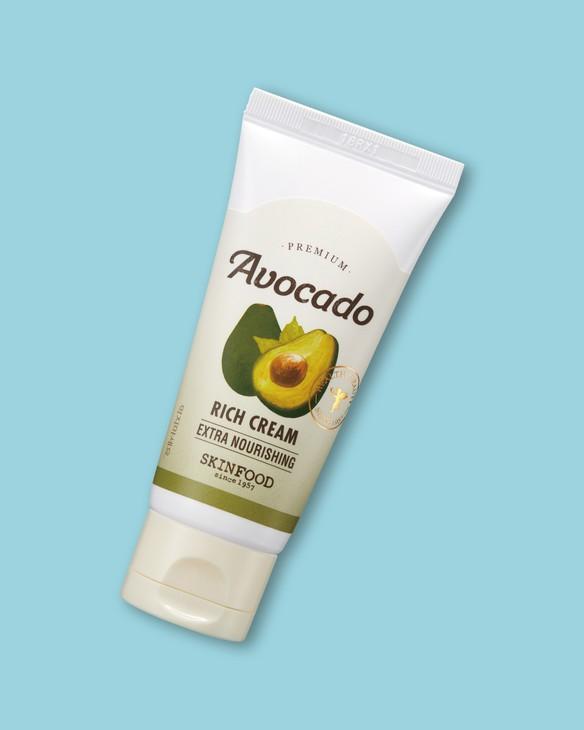 Skinfood Avokádový krém na tvár Premium Avocado Rich Cream