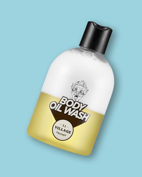 Sprchovací olejový gél Relax-Day Body Oil Wash
