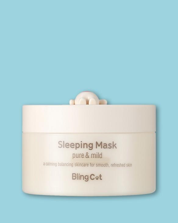 Tony Moly Nočná maska Bling Cat Sleeping Mask