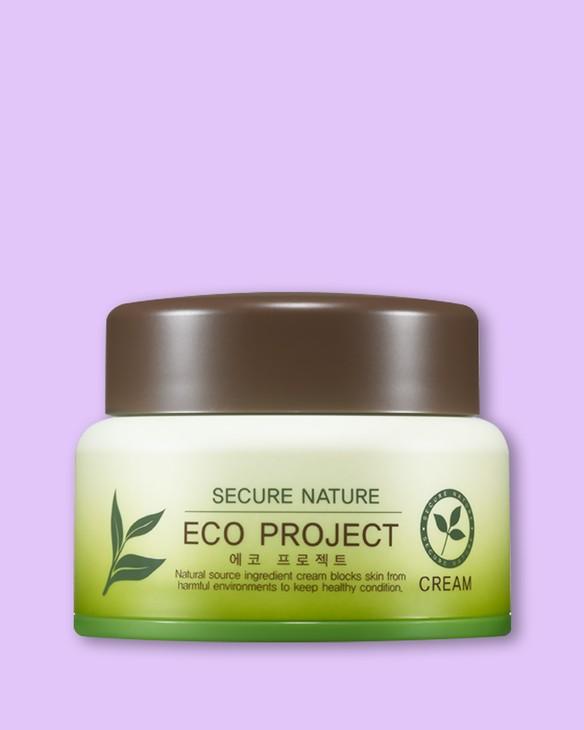 Organický krém na tvár Eco Project Cream