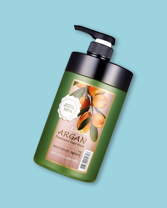 Maska na vlasy s arganovým olejom Confume Argan Treatment Hair Pack