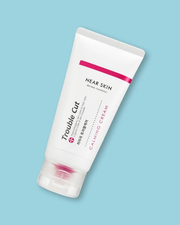 Upokojujúci krém na tvár Near Skin Trouble Cut Calming Cream