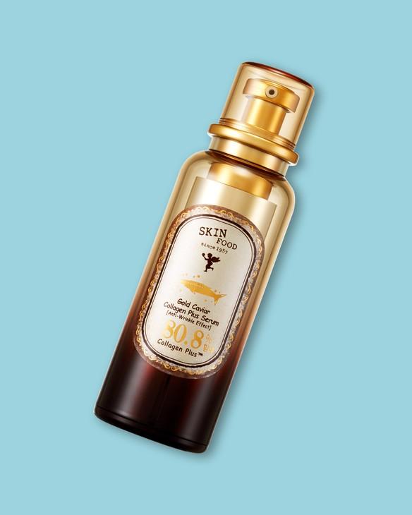 Sérum proti starnutiu s kaviárom a kolagénom Gold Caviar Collagen Plus Serum